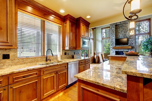 Kitchen Renovations: Why Granite Countertops Are A Great Choice